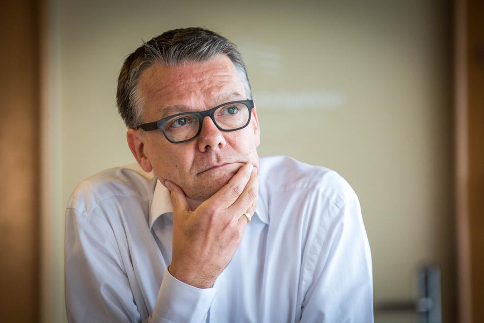 Burkhard Jung ist zum Sanierungsgeschäftsführer für die Sächsische Dampfschiffahrt berufen worden.