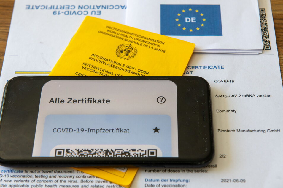 Bei der Bekämpfung der Corona-Pandemie setzen immer mehr Menschen in Deutschland auf den digitalen Impfnachweis.