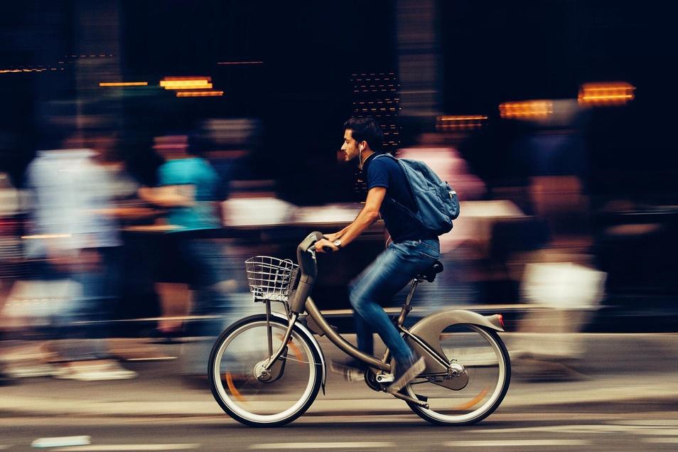 Es gibt für alles und jeden das passende Rad.