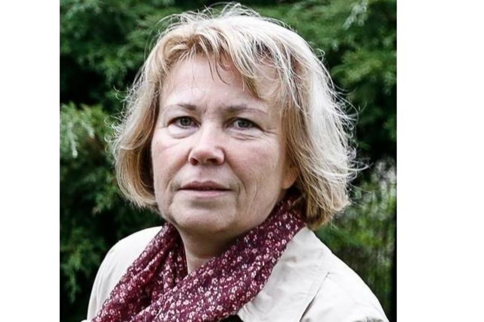 Die Autorin: Evelin Mühle ist Leiterin des Eigenbetriebes Städtischer Friedhof in Görlitz.