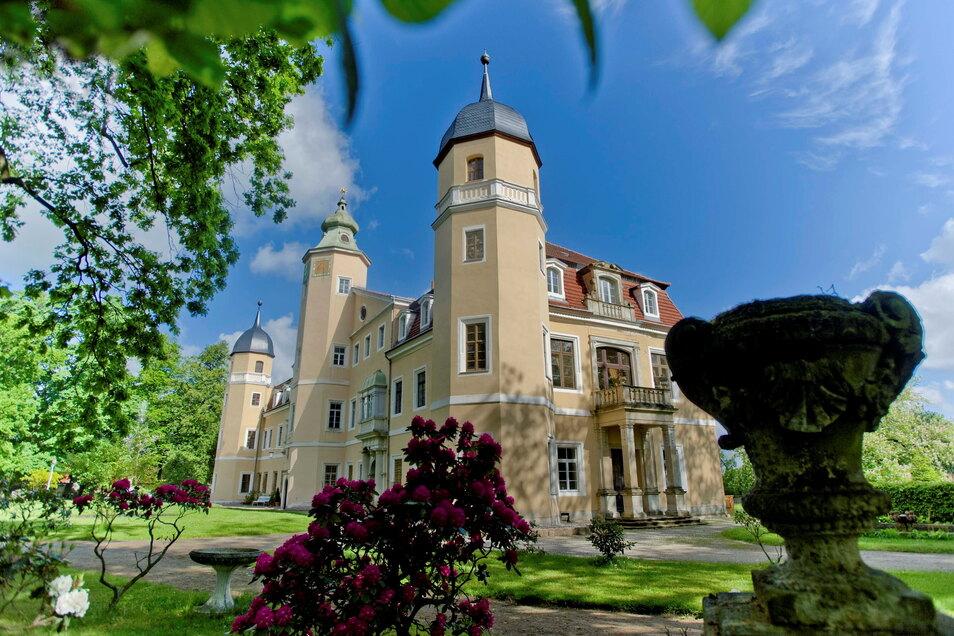 Schloss Hermsdorf soll stärker mit Leben erfüllt werden. Die Ideen reichen von einem Festival bis hin zu einer zentralen Küche.