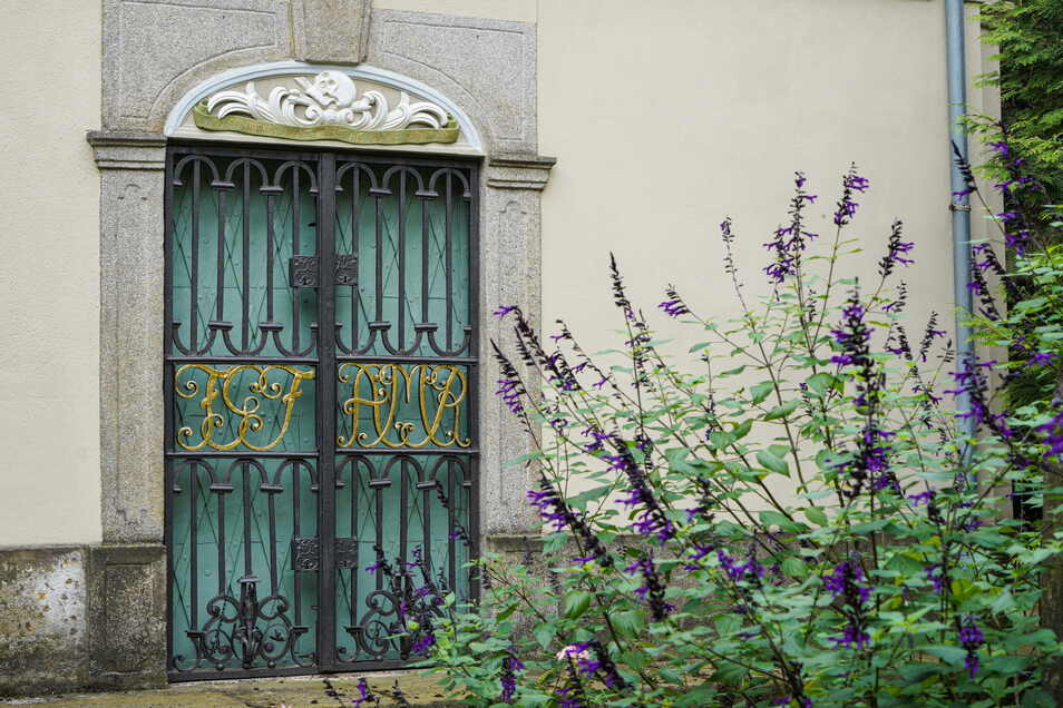 Beim Denkmaltag am Sonntag gibt es auf dem Taucherfriedhof Führungen - unter anderem zur Frankschen Gruft.