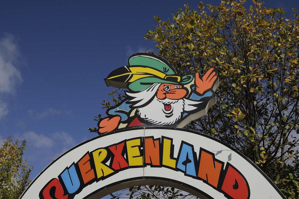 Zielort ist dieses Jahr das KiEZ Querxenland in Seifhennersdorf.