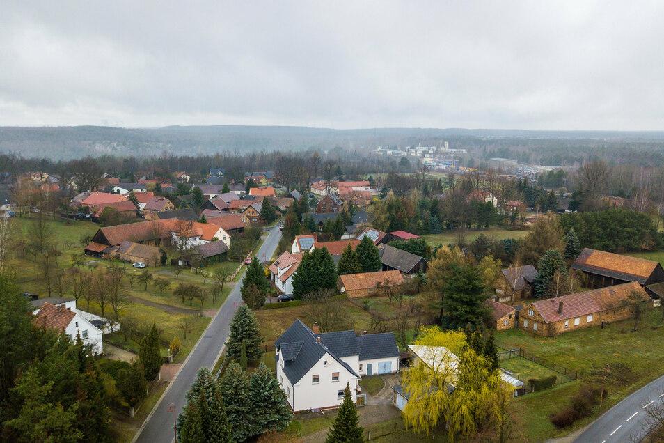Das Lausitzer Dorf Mühlrose ist das letzte, das dem Braunkohleabbau weichen soll.
