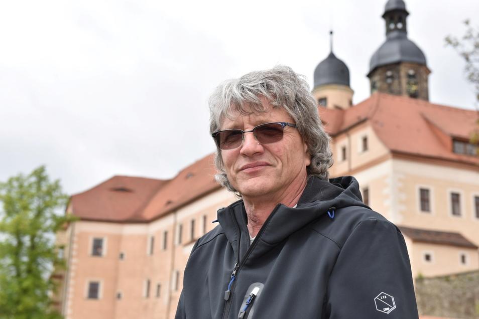 Dirk Massi war als Kandidat der Freien Wähler in den Ortschaftsrat und dort zum Ortsvorsteher gewählt worden. Jetzt schließt er sich den Unabhängigen Bürgern an.