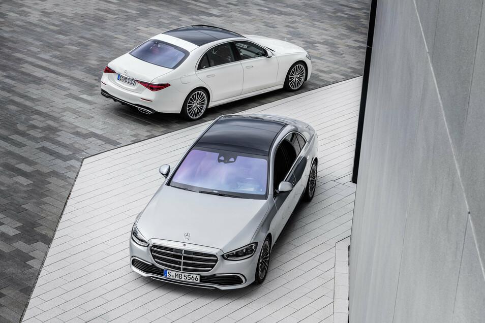 Die S-Klasse ist das Topmodell im Limousinenprogramm von Mercedes - und muss ein Erfolg werden.