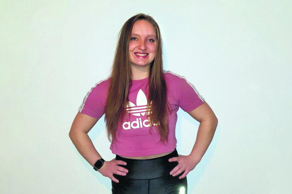 Anna-Sophie Kalauch kam als talentierte Turnerin zum Dresdner SC und wechselte dann an den Bundesstützpunkt nach Chemnitz. Sie blickt gerne auf diese Zeit zurück, auch wenn es manchmal schwer war.