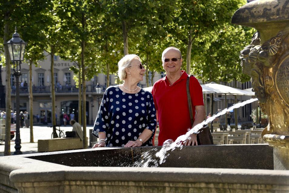 Martina und Rainer Hawranke wollen ihrer Stadt etwas zurückgeben und haben eine Stiftung gegründet.