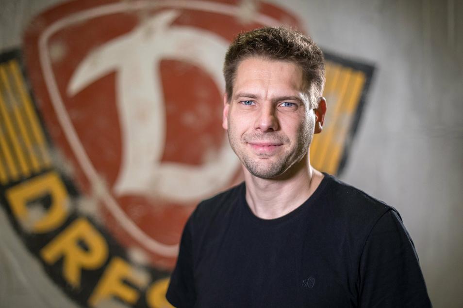 Enrico Kabus ist Dresdner und Finanzfachmann. Bis Jahresende führt er die Geschäfte bei Dynamo.