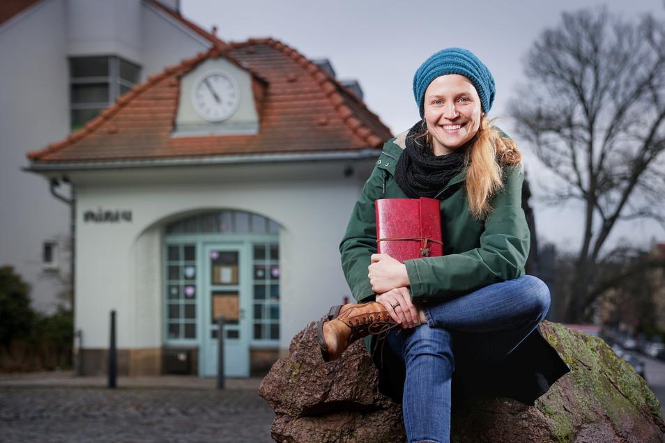 Erst vor wenigen Wochen übernahm Madeleine Fischer das Café Minou am Waldschlösschen. Nun ist schon wieder Schluss.