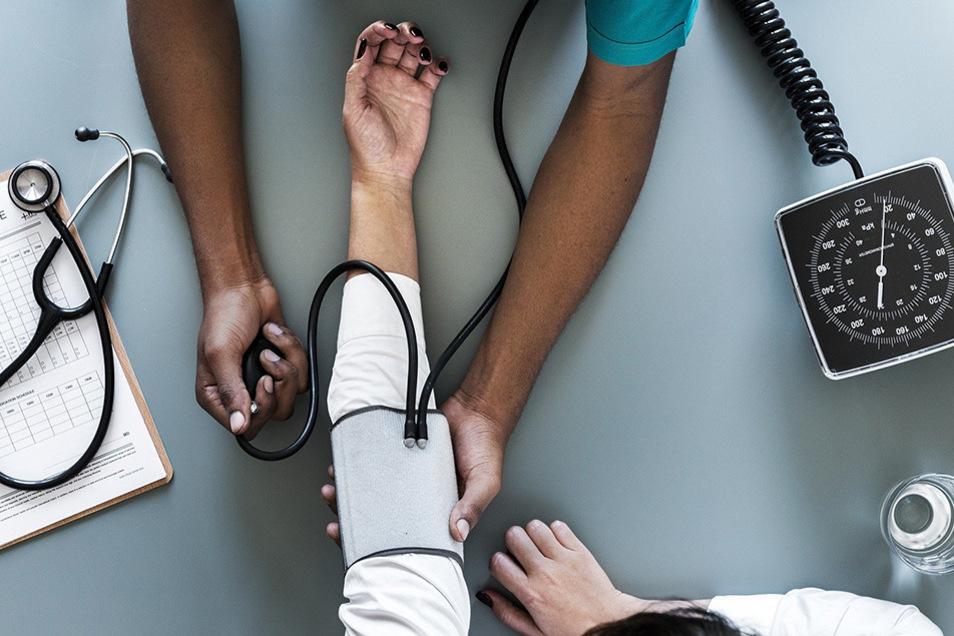Im Klinikum Oberlausitzer Bergland wird der Patient jederzeit individuell und ganzheitlich umsorgt.
