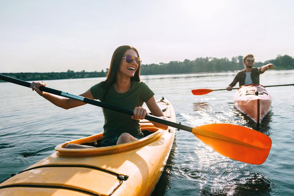 Das Resort Schwielowsee ist für Aktivurlauber bestens geeignet ...
