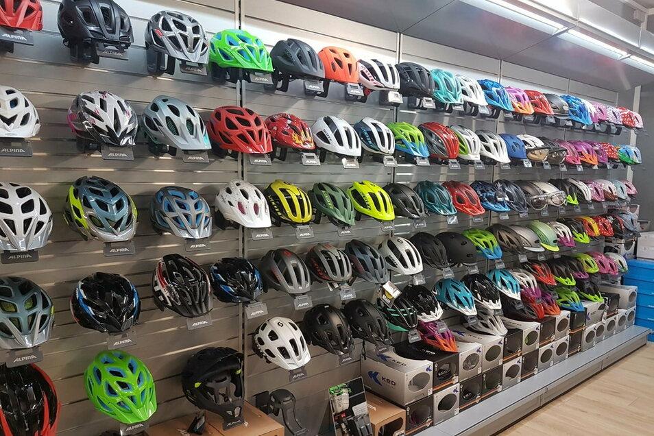 """""""Die Menschen wissen, dass ein Helm zum Fahrrad gehört wie das Anschnallen zum Auto."""""""