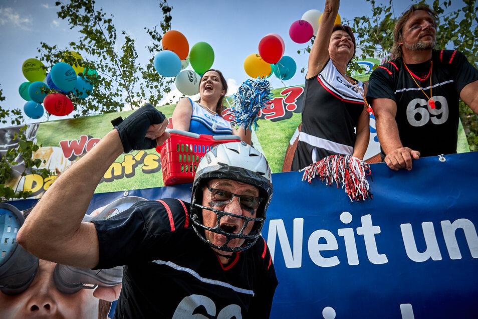 Das Heidenauer Stadtfest findet dieses Jahr ungewöhnlich früh im Jahr statt.