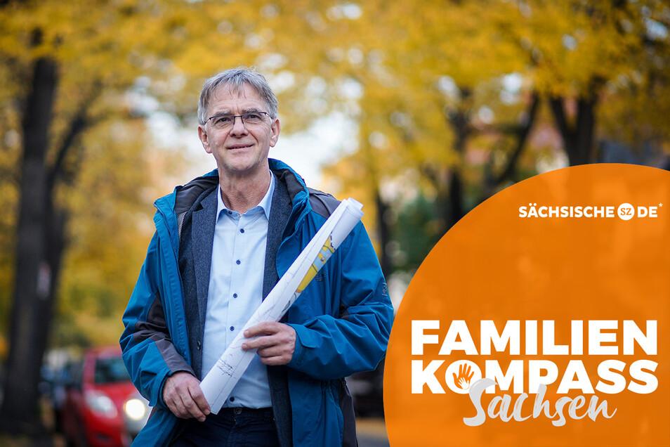 Junge Familien wollen Bauland, und zwar mit Spielplätzen, einer guten Anbindung an den öffentlichen Nahverkehr und Schulen in der Nähe. Davon ist der Bautzener Stadtplaner Ernst Panse überzeugt.