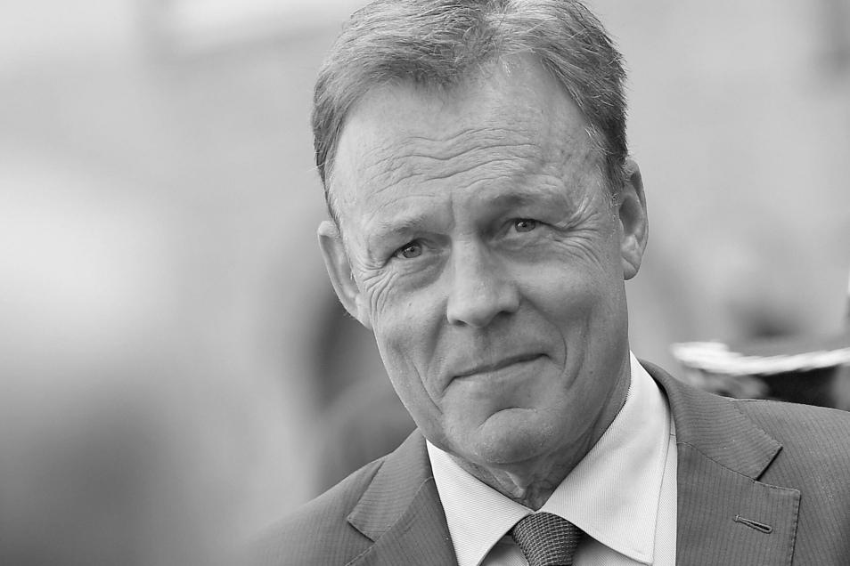 Thomas Oppermann (SPD) war bis zu seinem Tod stellvertretender Bundestagspräsident.