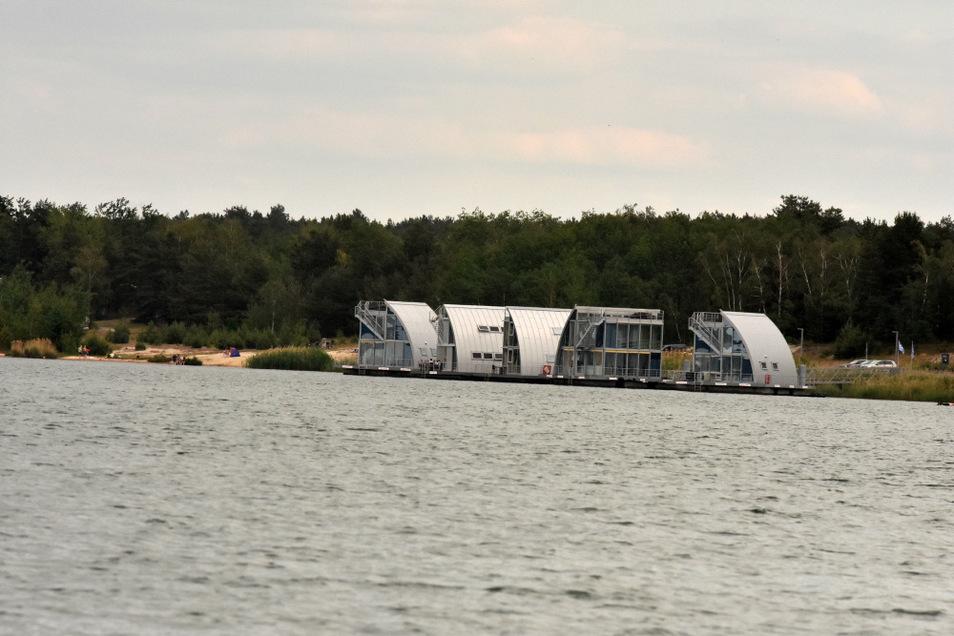 Lausitzer Seenland: Schon alleine die Vielzahl an Seen bedeutet eine große Auswahl verschiedener Angebote und Erlebnisse.
