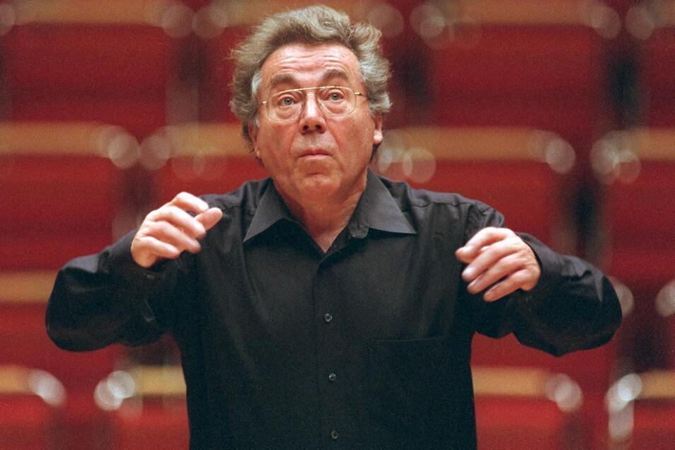 1999 in der Kölner Philharmonie.