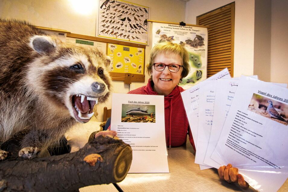 Carin Lau, Chefin des Natur- und Freizeitzentrums Töpelwinkel, hält ihre Jungen Naturwächter per Internet mit Aufgaben bei Laune. Sie hofft, zu Ostern wieder mit Bildungsveranstaltungen beginnen zu können. Derzeit geht nichts im Landschulheim, die fin