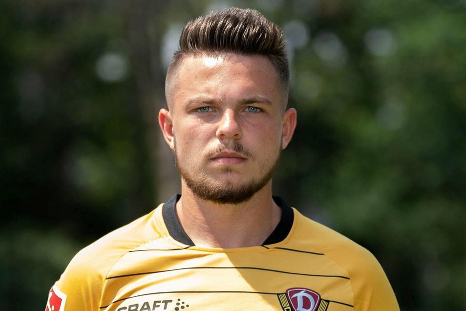 Vasil Kusej spielt in der zweiten Liga Tschechiens bei seinem Ausbildungsverein FK Usti nad Labem.