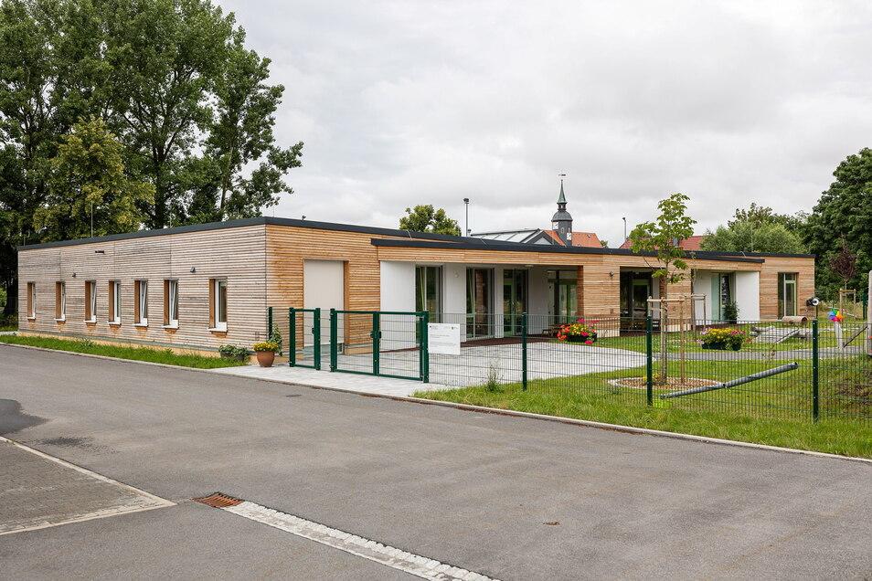 Auch der Neubau der Kinderkrippe Ruppendorf hat zu den gestiegenen Elternbeiträgen beigetragen.