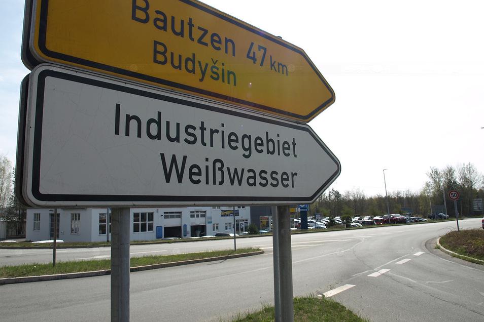 Das Industriegebiet Ost in Weißwasser soll um 49 Hektar Fläche, die derzeit noch Wald des Staatsbetriebes Sachsenforst sind, erweitert werden. Grund: Die Nachfrage nach Flächen ist groß