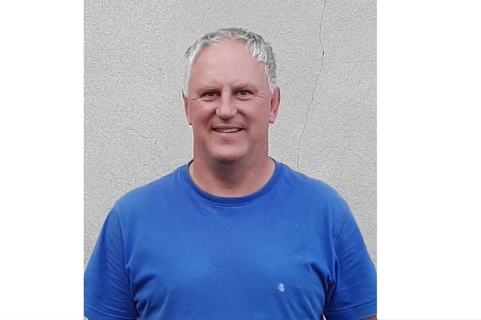 Peter Vetter, Vorsitzender des GFC Rauschwalde wird heute 50 Jahre alt.
