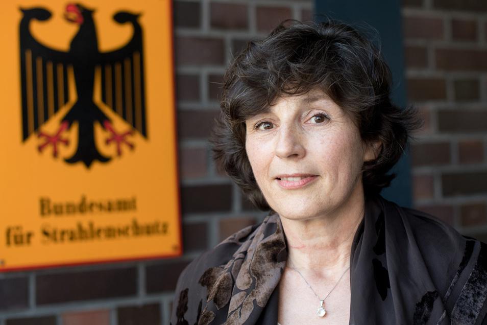 Inge Paulini, Präsidentin des Bundesamtes für Strahlenschutz (BfS).