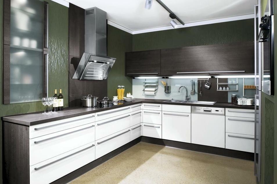 Küchen für jeden Geschmack, für jede Wohnung und für jeden Anspruch: Im Küchenprofi-Center Hülsbusch in Weinböhla sind sie zu finden.