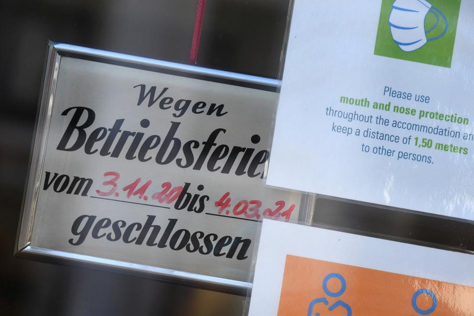 Auch in diesem Hotel auf Rügen weiß man nicht, wie genau es nun weitergeht.