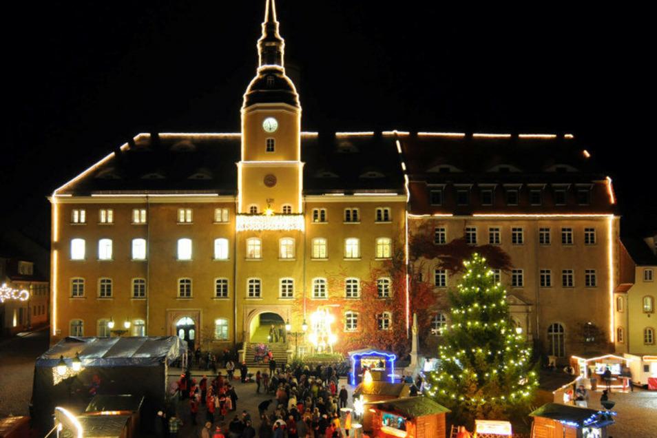 Der Weihnachtsmarkt in Roßwein gehört zu den beliebtesten Veranstaltungen der Stadt. In der gewohnten Form wird es ihn aber dieses Jahr wahrscheinlich nicht geben.