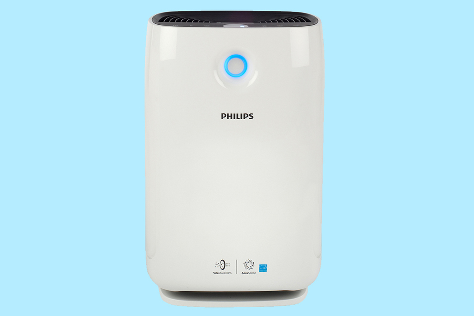 Philips AC 2889/10: steckte die künstliche Alterung im Labor am besten weg. Preis: ca. 350 bis 400 Euro