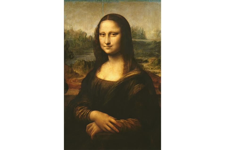 Die Mona Lisa (ital. La Gioconda) ist Leonardos berühmtestes Gemälde. Es entstand anfang des 16. Jahrhunderts.