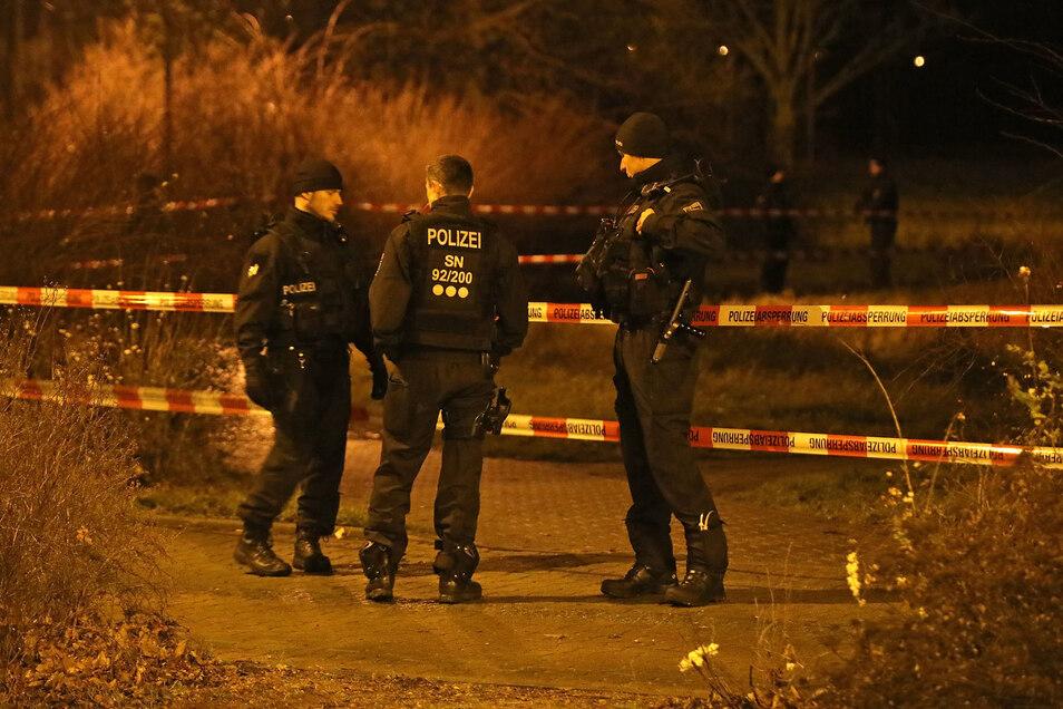 Ende Dezember wurde ein totes Neugeborenes nahe der Gleisschleife Prohlis gefunden. Nun wurde die Mutter des Kindes angeklagt.
