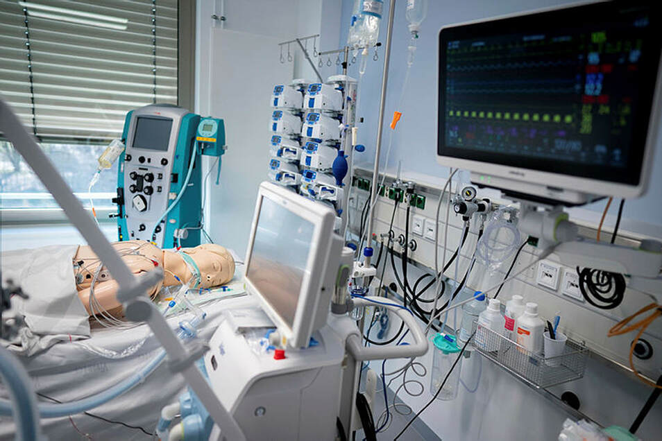 Europaweit helfen Forscher bei der Produktion von Beatmungsgeräten für Covid-19-Patienten. Auch in Dresden.