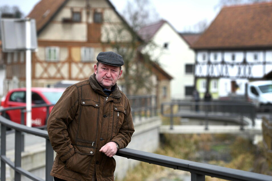 Schlegels Ortsbürgermeister Frank Sieber ist aus der CDU ausgetreten.