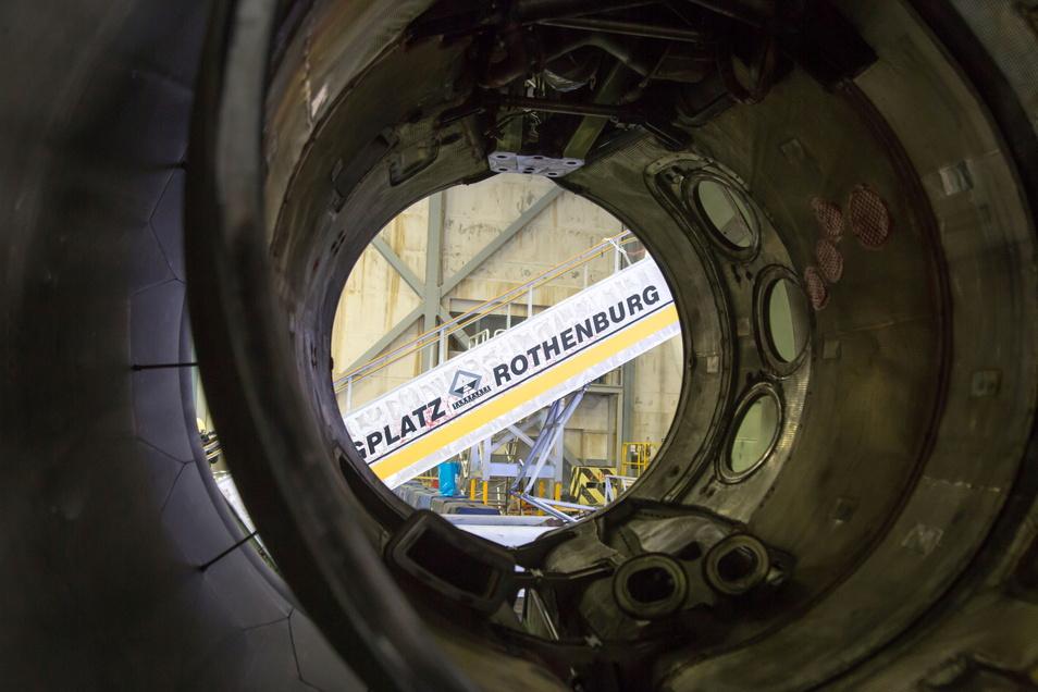 Ziel von Stadt und Landkreis ist es, am Rothenburger Flugplatz ein Zentrum für Nachhaltigkeit zu etablieren.