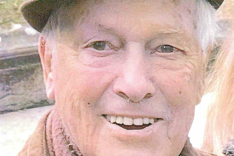 Hans-Dieter G. wird seit Ende Juli vermisst.