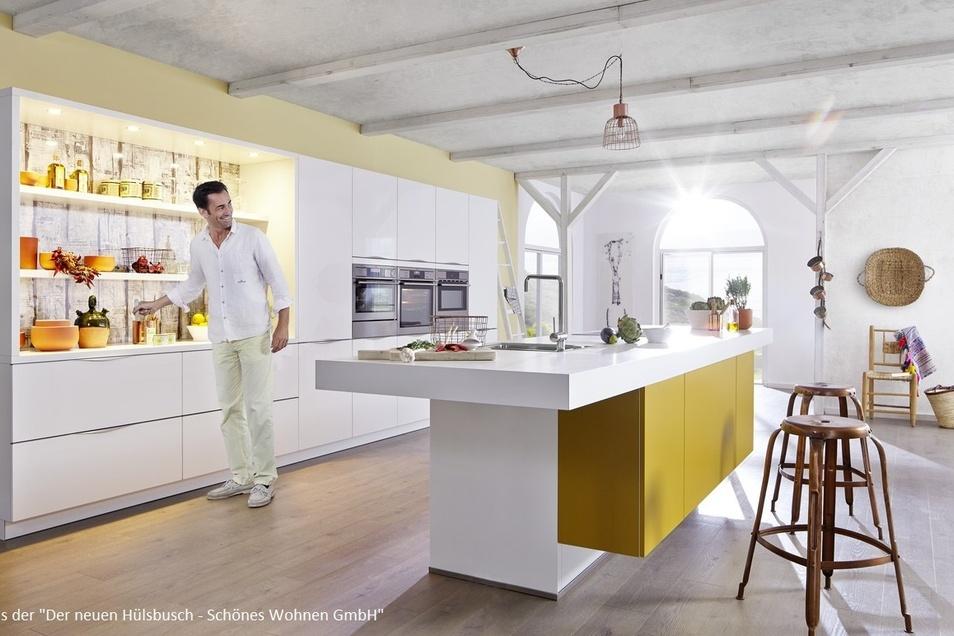 Die Küche ist längst mehr, als nur einfach ein Zimmer in der Wohnung - die Küche ist wirklich Lebensraum!