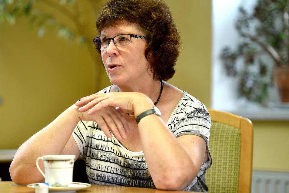 Für Bürgermeisterin Evelin Bergmann verlängert sich ihre Amtszeit durch Corona ohnehin.
