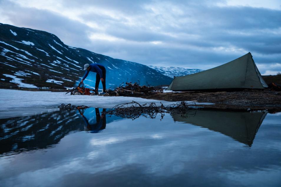 Bei minus 40 Grad durch Sibirien radeln: Markus Weinberg und Extremsportler Jonas Deichmann wollen diesen Winter an ihre Grenzen gehen.