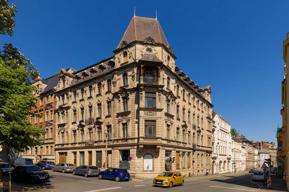 Das aktuell teuerste Spettmann-Haus in Görlitz: Die James-von-Moltke-Straße 35 soll 222.222 Euro kosten.