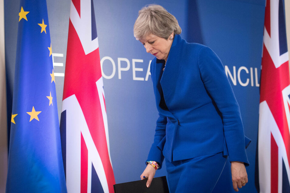 Eigentlich hätte Großbritannien die EU bereits Ende März verlassen sollen. Die Frist wurde bis zum 31. Oktober verlängert, nachdem May dreimal im Parlament mit ihrem Austrittsabkommen gescheitert war.