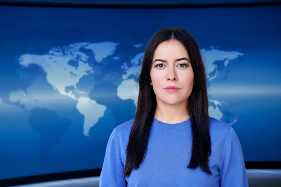 """Aline Abboud wird Moderatorin der ARD-""""Tagesthemen""""."""