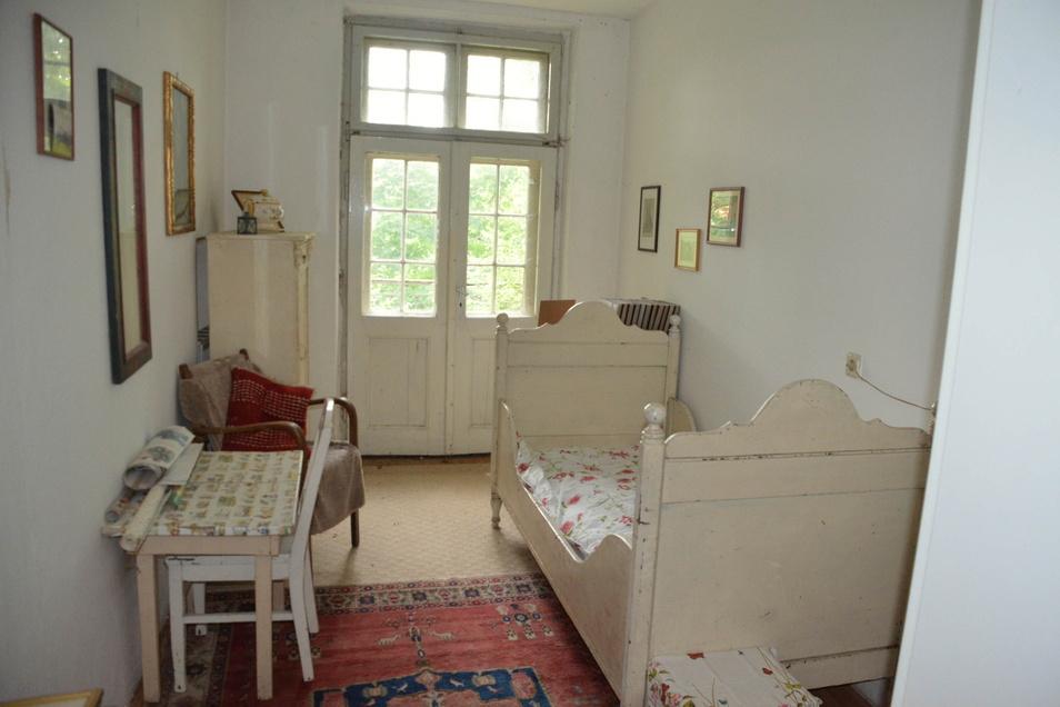 Ein charmantes Zimmerchen – eingerichtet wie zu Großmutters Zeiten.