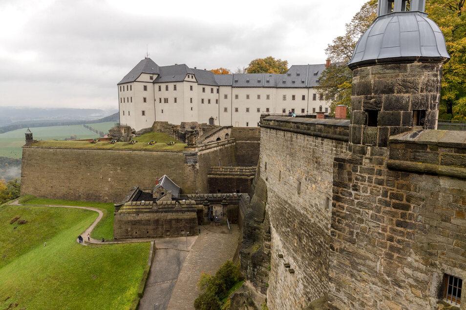 Auf der Festung wird am Freitag etwas ganz Besonderes gefeiert.
