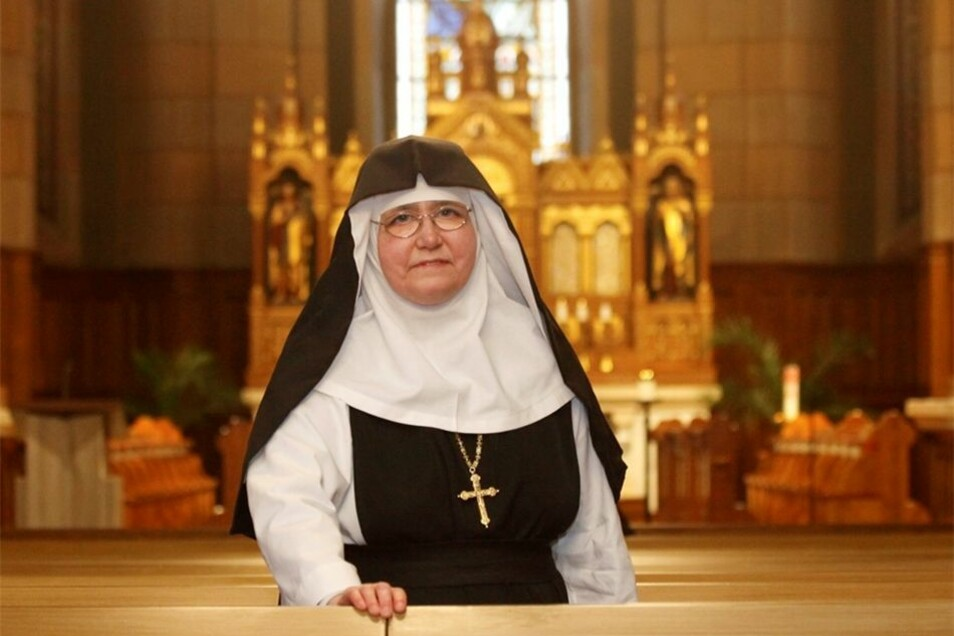 Elisabeth Vaterodt ist die neue Äbtissin vom Kloster St. Marienthal.