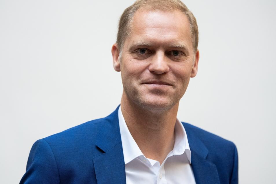 Frank Peschel sitzt füt die AfD im sächsischen Landtag.