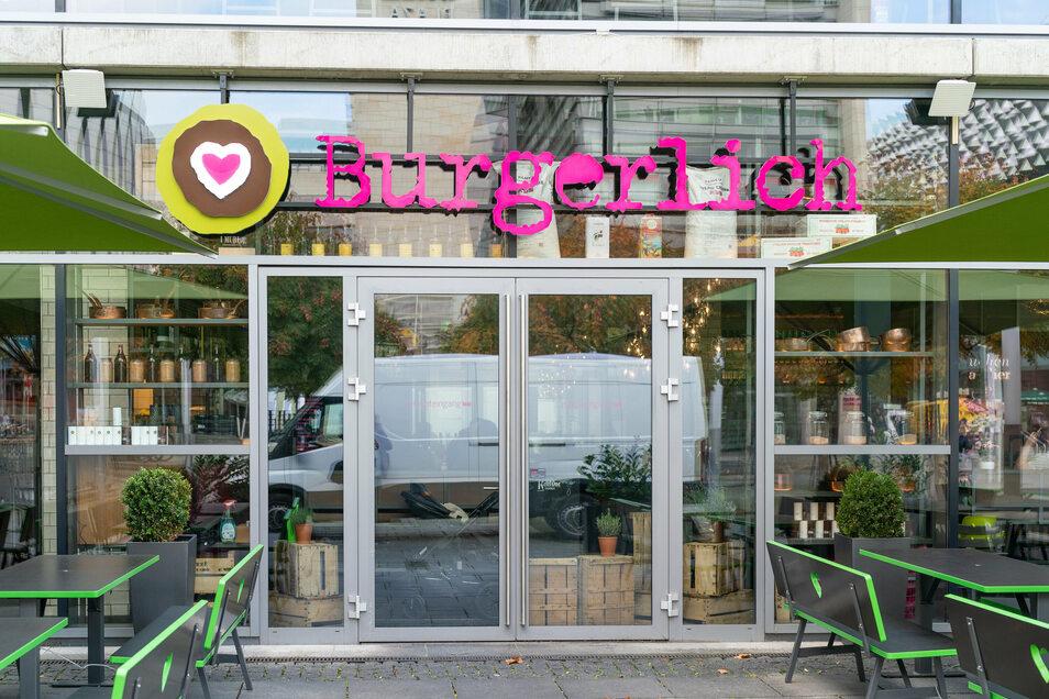 Das Geschäft mit Burgern in Dresdens bekanntester Einkaufsstraße lief bisher ganz ordentlich. Dann kam im März der Lockdown.