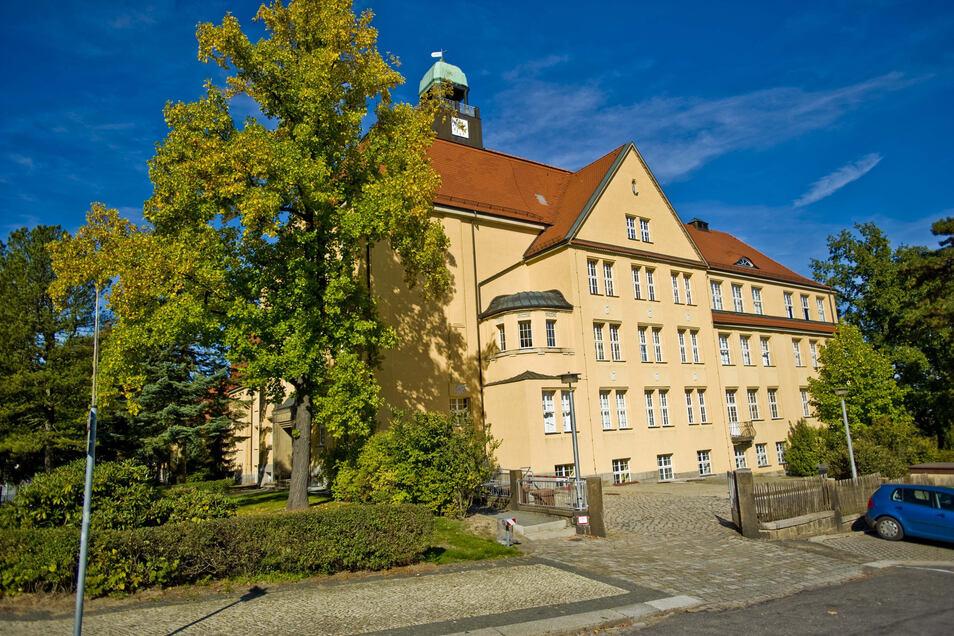 Das Gebäude in der Henselstraße wird saniert.
